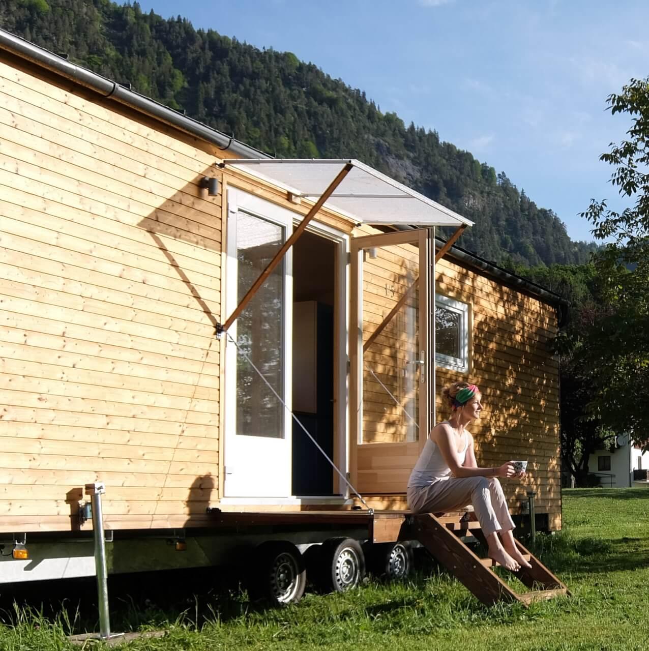 Tiny House (c)Johanna Nimmervoll