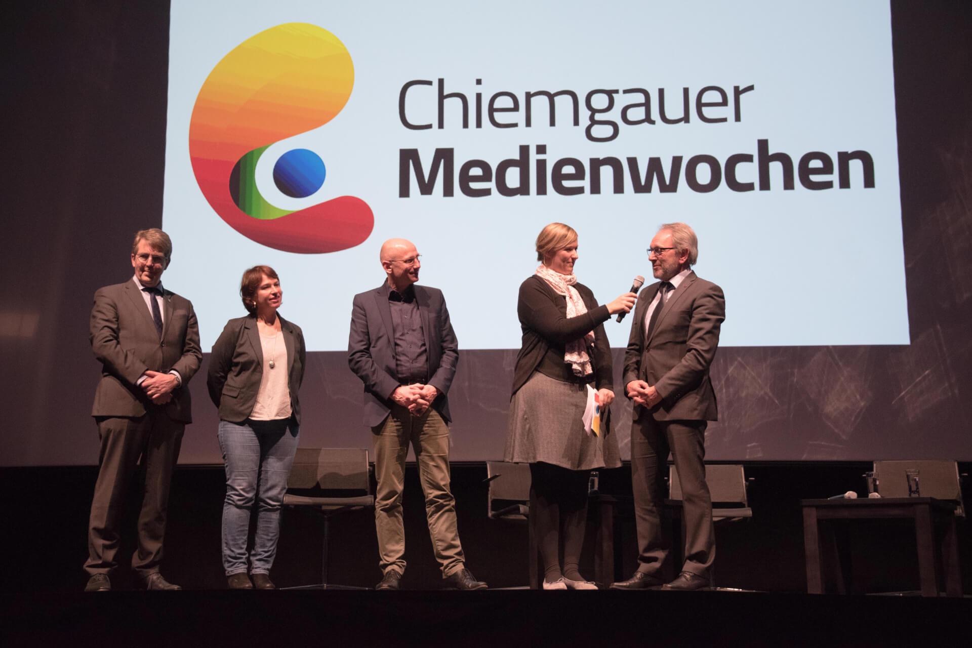 Eröffnung der Medienwochen (c) Q3/Schmidhuber