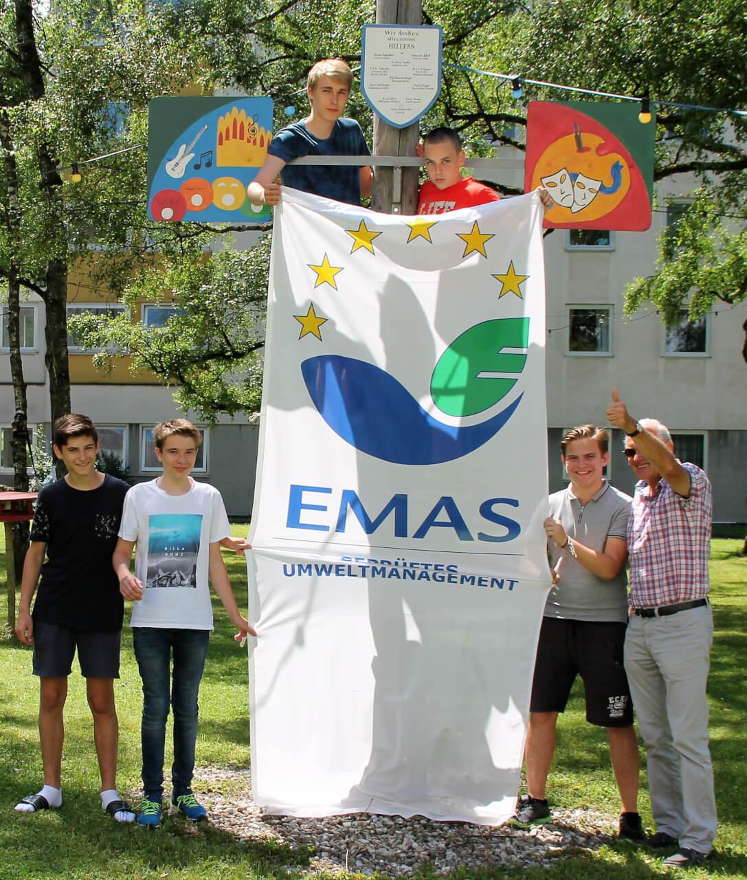 EMAS Flagge